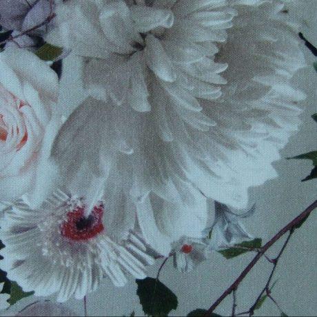 3597 Dekor Rose flieder/rose