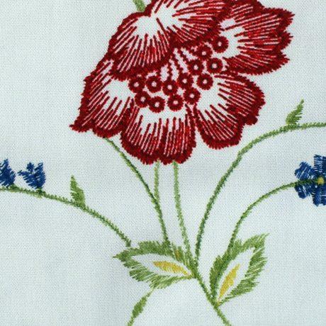 3542 Dekor Blumenranke