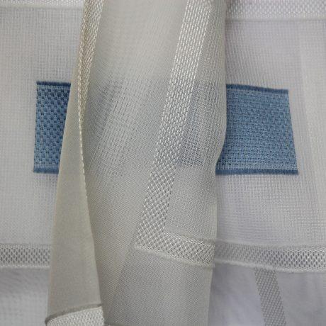 1413 Sherly Rechteck blau