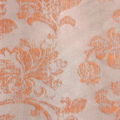 3278 Dekor Ranke schattiert orange