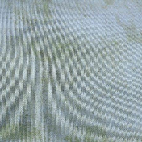 1097 Gardine schattiert grün