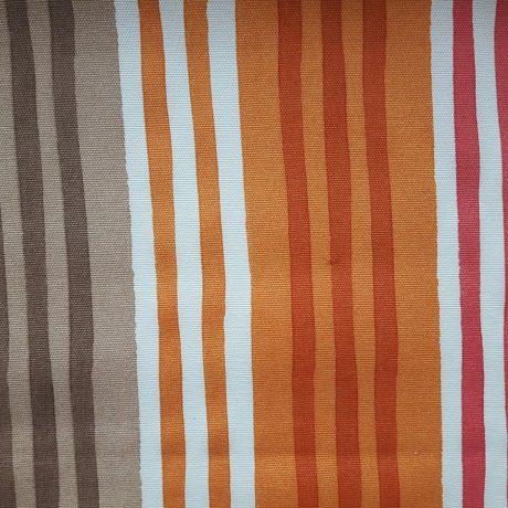 3144 Dekor streif orange