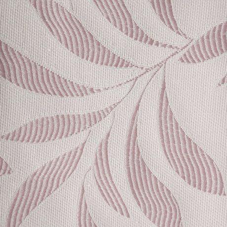3291 Dekor Blätterranke rosa