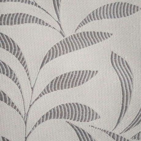3291 Dekor Blätterranke silber