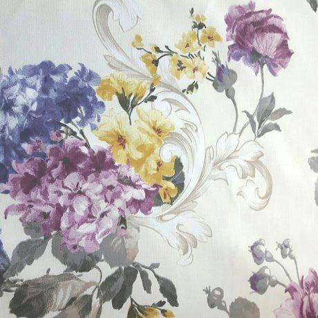 3327 Dekor Blume fuchsia