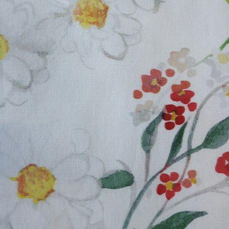 3623 Dekor Alpenblume rot