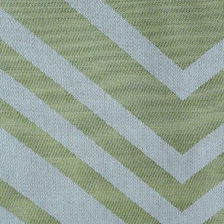 3738 Dekor Zick-Zack grün