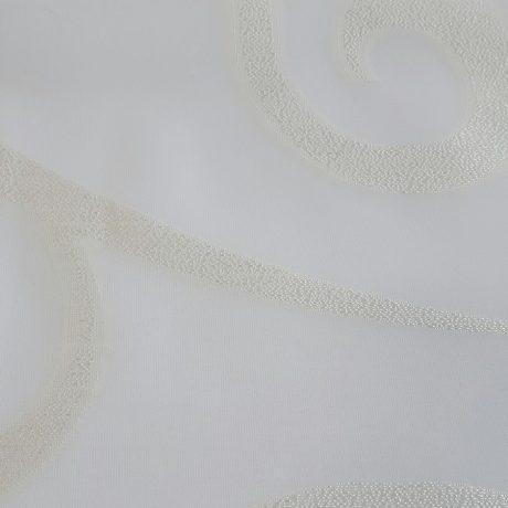 1874 Sherly Ornament weiß