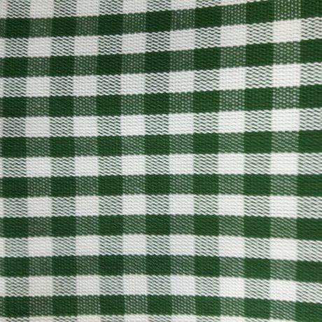 F3895 Dekor Vichy Karo grün