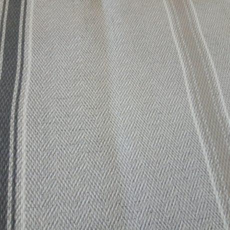 F3929 Dekor streif grau