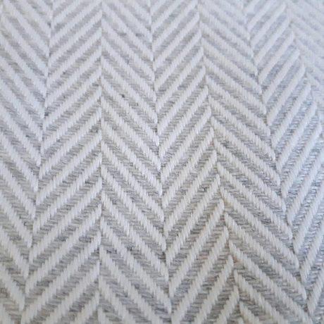 3936 Dekor Fischgrätmuster grau