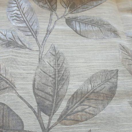 4020 Dekor Blatt silber