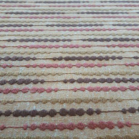 4021 Dekor Querstick braun